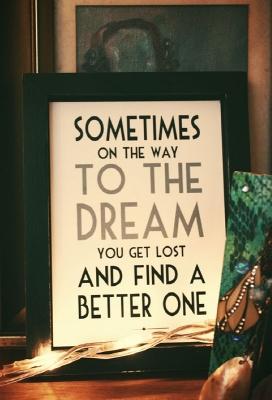 inspiration saturday: dream