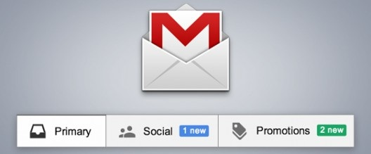 Gmail's new mail format