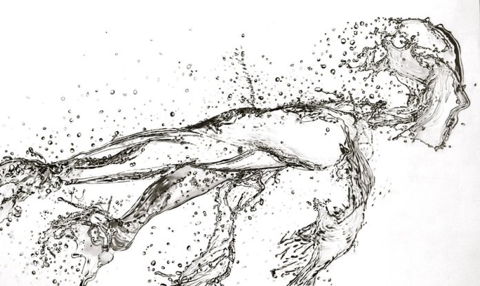 Running-Water-Pencil