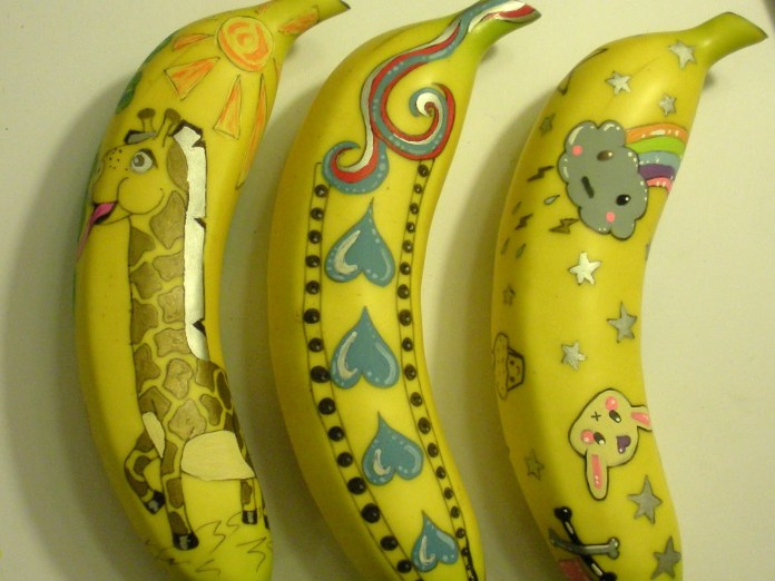 Art Bananas