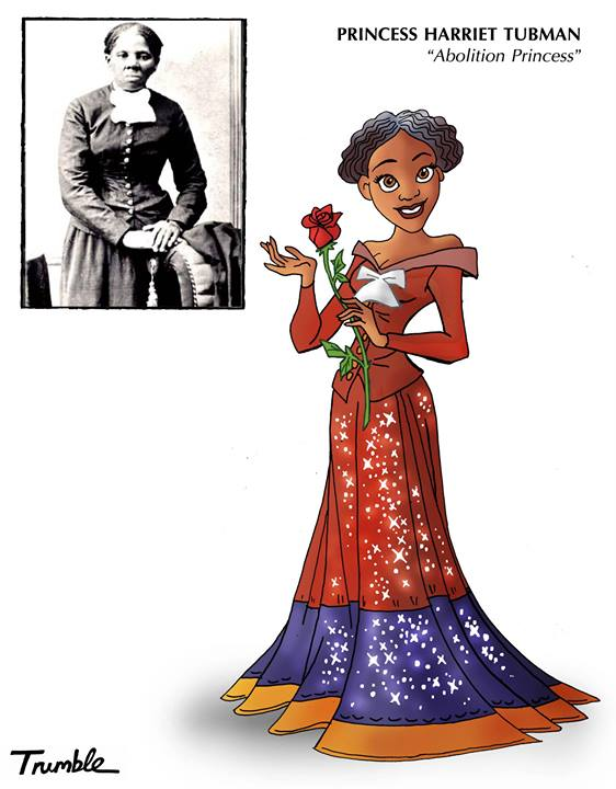 disney harriet tubman