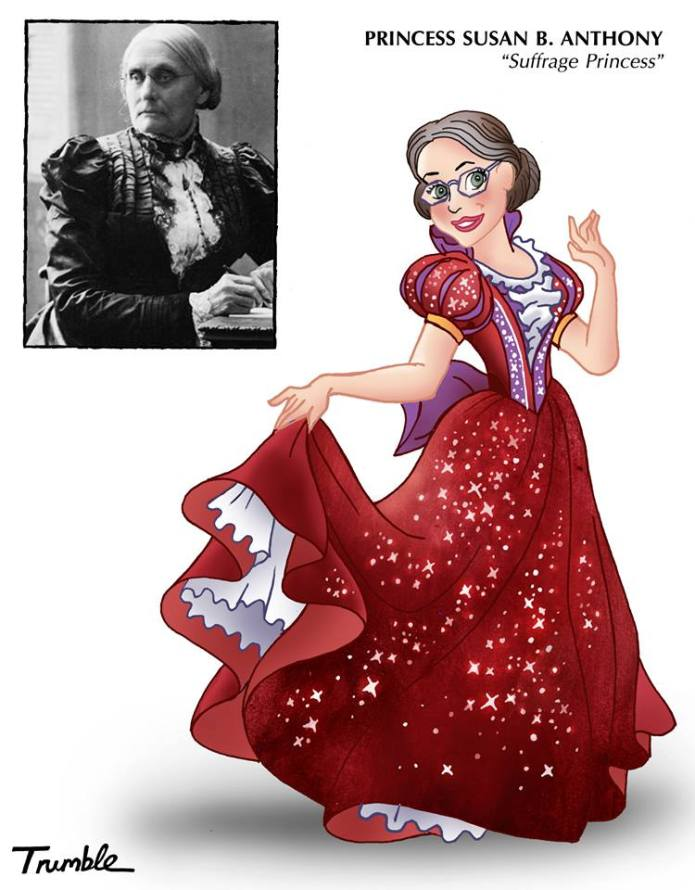 disney susan b anthony
