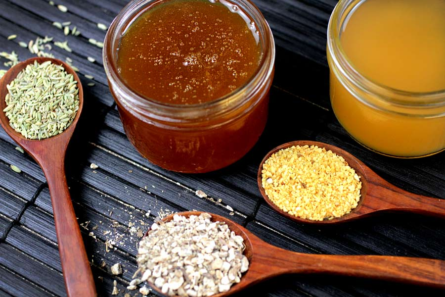 honey-vinegar-herbs-blog